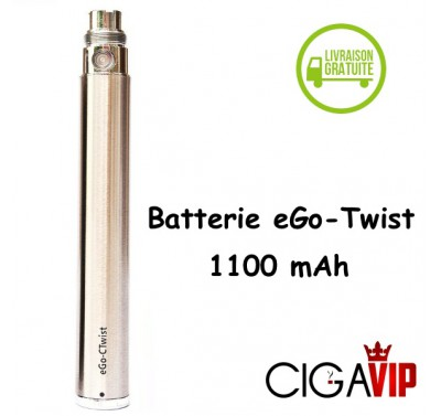 Batterie Twist 1100 MAH