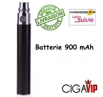 Batterie Ego 900 MAH + chargeur USB