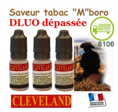 e liquide - LOT DE 3 - US BLONDE - CLEVELAND