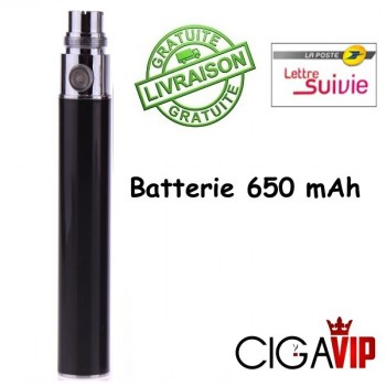 Batterie Ego 650 MAH + chargeur USB